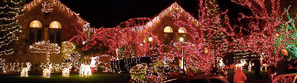 Dyker Heights Brooklyn Christmas Lights.Dyker Heights Christmas Lights To